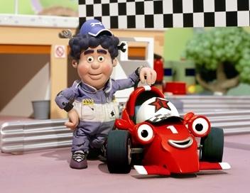 Roary la voiture de course le dessin anim - Dessin anime voiture de course ...