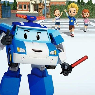 Robocar poli le dessin anim - Dessin anime robocar poli ...